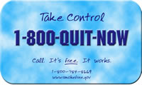 Quit Smoking Card