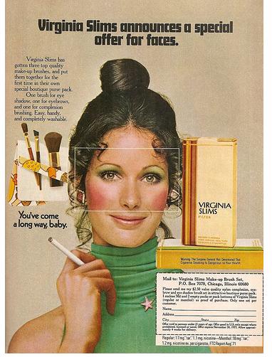 Smoking has zeroappeal